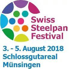 Steelpanfestival Münsingen 3.8.2018 zusammen mit Steelband Pandora